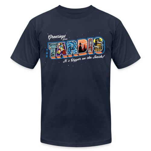 Greetings from... - Men's  Jersey T-Shirt