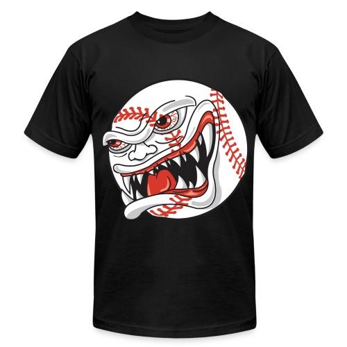 CRACK HEAD Baseball - Men's Fine Jersey T-Shirt