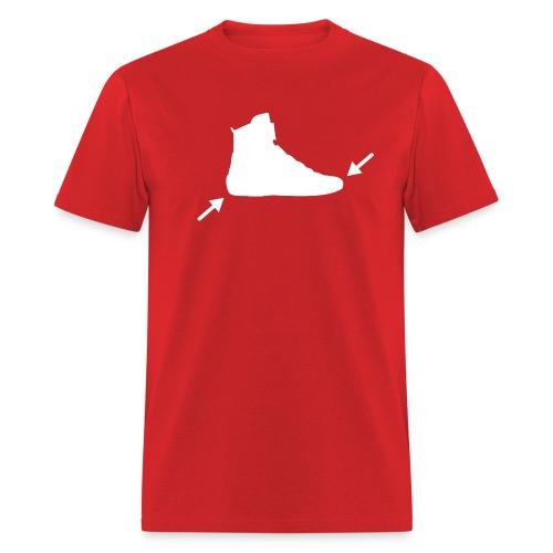 Heel Toe Tee - Men's T-Shirt