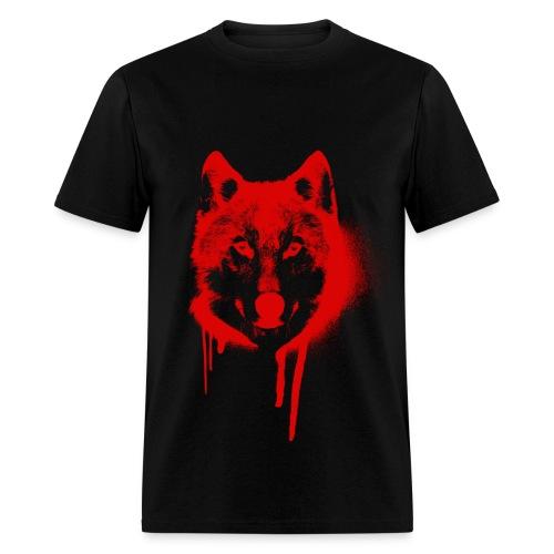 Bloody Wolf - Men's T-Shirt