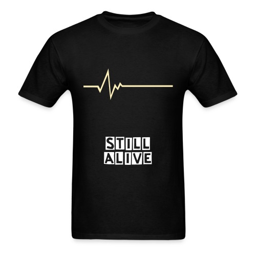 Still Alive Men's T-Shirt - Men's T-Shirt