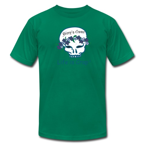 Jerrys Gone -  Mens T-shirt by American Apparel - Men's  Jersey T-Shirt