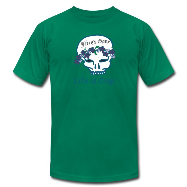 Jerrys Gone -  Mens T-shirt by American Apparel