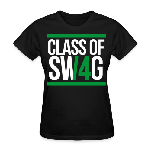 Class of Swag Green Women - Women's T-Shirt