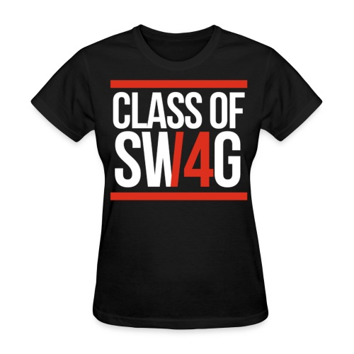 Class of Swag Red Women - Women's T-Shirt