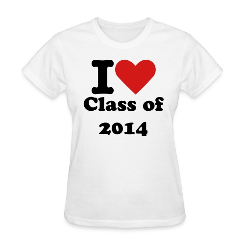 I Heart 2014 Women - Women's T-Shirt