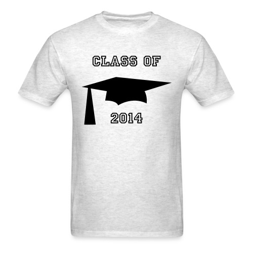 Grad Cap Men - Men's T-Shirt