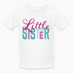 Little Sister Kids' Shirts