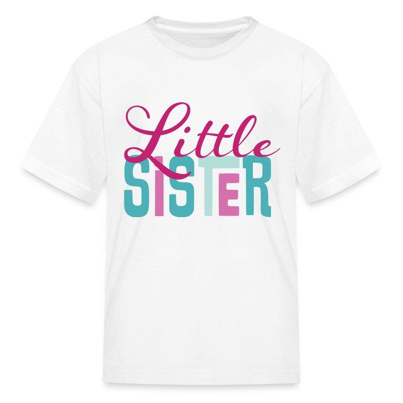 little sister t shirt spreadshirt. Black Bedroom Furniture Sets. Home Design Ideas