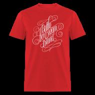 T-Shirts ~ Men's T-Shirt ~ Fancy Script Shirt