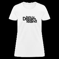Women's T-Shirts ~ Women's T-Shirt ~ BFDI Logo (Light)