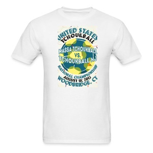 USTBA First Championship 2013 - Men's T-Shirt