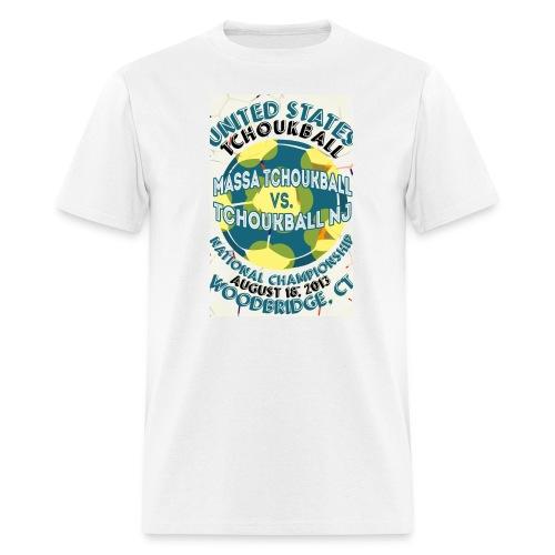USTBA First Championship 2013 - Men's T-Shirt