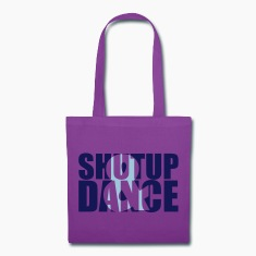 shut up and dance Bags & backpacks