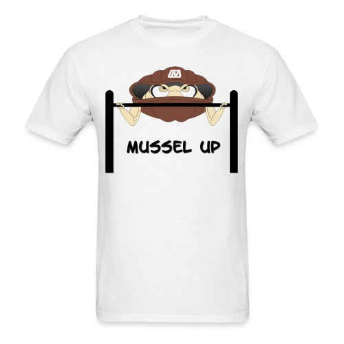 Mussel Up! - Men's T-Shirt