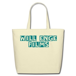 Will Enge Films Tote - Eco-Friendly Cotton Tote