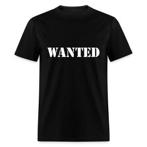 Wanted T-Shirt - Men's T-Shirt