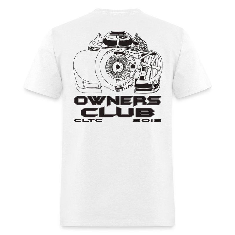 Black Owners SW Back Gildan - Men's T-Shirt