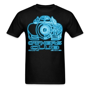 Neon Owners SW Front Gildan - Men's T-Shirt