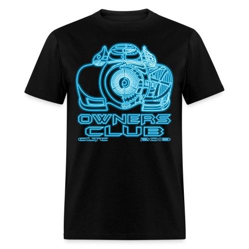 Neon Owners SW Front Gildan - Men's T-Shirt