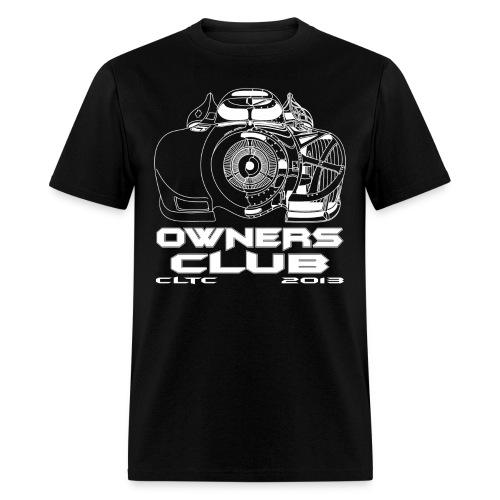 White Owners SW Front Gildan - Men's T-Shirt