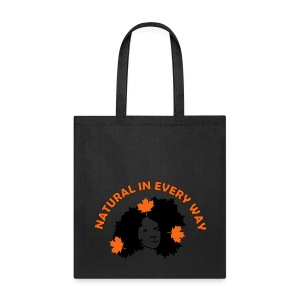 Women's Natural In Every Way Bag - Tote Bag
