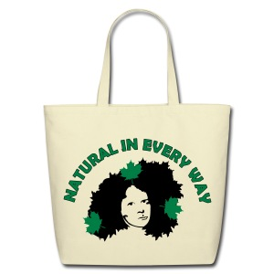 Women's Natural In Every Way Bag - Eco-Friendly Cotton Tote