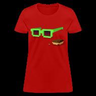 Women's T-Shirts ~ Women's T-Shirt ~ Ladies Tee: Kicky Kicky Flow