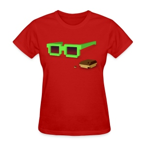 Ladies Tee: Kicky Kicky Flow - Women's T-Shirt
