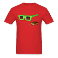 T-Shirts ~ Men's T-Shirt ~ Mens Tee: Kicky Kicky Flow