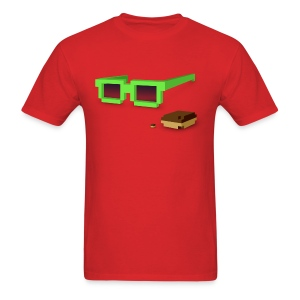 Mens Tee: Kicky Kicky Flow - Men's T-Shirt