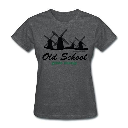 Old School - Women's T-Shirt