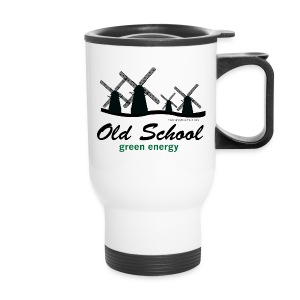 Old School - Travel Mug