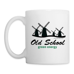Old School - Coffee/Tea Mug