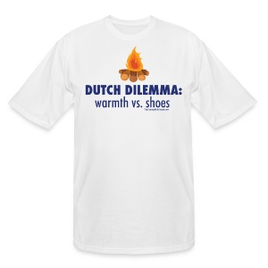 Dilemma - Men's Tall T-Shirt