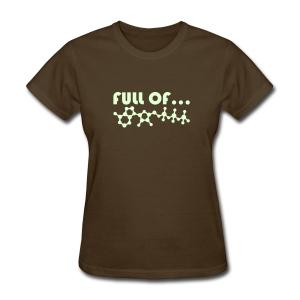 Full of Energy (Glow In The Dark) - Women's T-Shirt