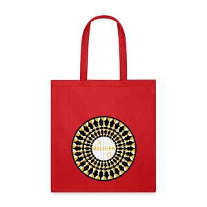 Believe - Tote Bag