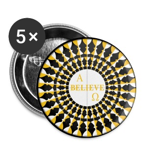 Believe - Small Buttons