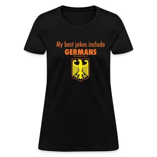 Germans - Women's T-Shirt