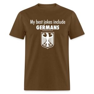 Germans (white) - Men's T-Shirt