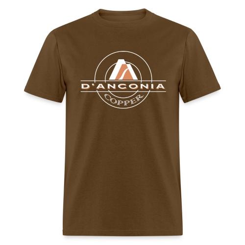 D'Anconia Copper T-Shirt - Men's T-Shirt
