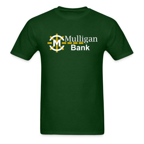 Mulligan Bank - Men's T-Shirt