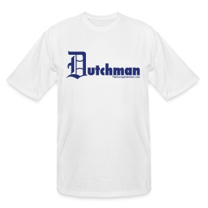 Old E Dutchman (blue) - Men's Tall T-Shirt