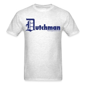 Old E Dutchman (blue) - Men's T-Shirt