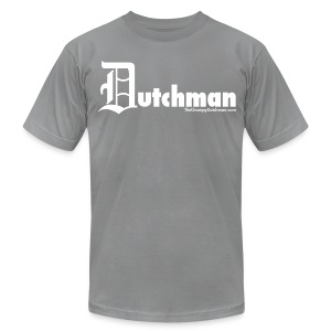 Old E Dutchman - Men's T-Shirt by American Apparel