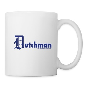 Old E Dutchman (blue) - Coffee/Tea Mug