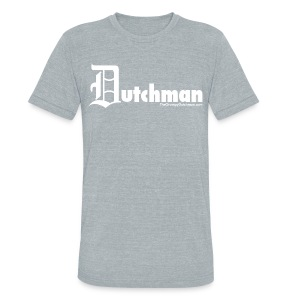 Old E Dutchman - Unisex Tri-Blend T-Shirt by American Apparel