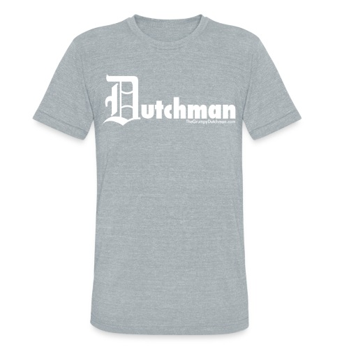 Old E Dutchman - Unisex Tri-Blend T-Shirt