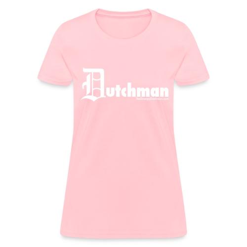 Old E Dutchman - Women's T-Shirt