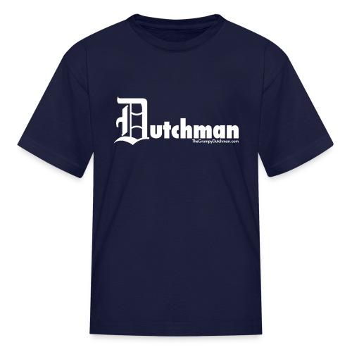 Old E Dutchman - Kids' T-Shirt